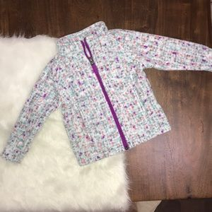 Girls Columbia jacket 12-18 months